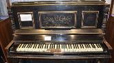 350 Yıllık Piyanoya Ziyaretçi Akını