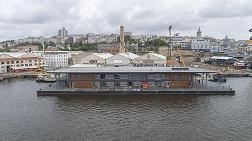 Karaköy İskelesi Yakında Hizmete Sunulacak