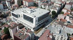 Taksim İlkyardım Hastanesi Açılıyor