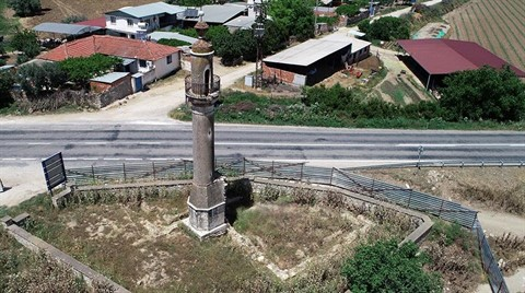 'Yalnız Minare' Camisine Kavuşmaya Hazırlanıyor