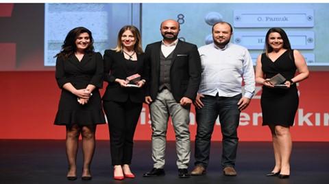 Eryap Grup 2018 Kırmızı Ödülünü Kazandı
