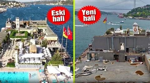 """""""Galatasaray Adasını Özbek Yıktırdı"""""""