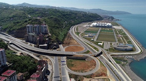 Trabzon'da Ulaşıma 9,2 Milyar Lira Harcandı