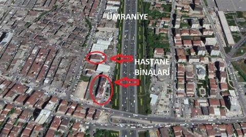 Metro Kazısı Sanılan İnşaat Hastane Tüneli Çıktı