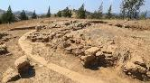Milas'ta Elips Şeklinde Tarihi Yapı Bulundu