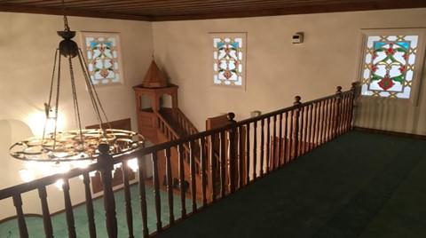 Restorasyonu Tamamlanan Davutağa Camisi İbadete Açılıyor