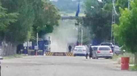 Ankara'daki Barut Fabrikasında Patlama