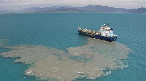 Denizi Kirleten Gemilere Ceza Yağdı
