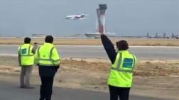 İstanbul Yeni Havalimanı'nda Kontrol Uçuşu