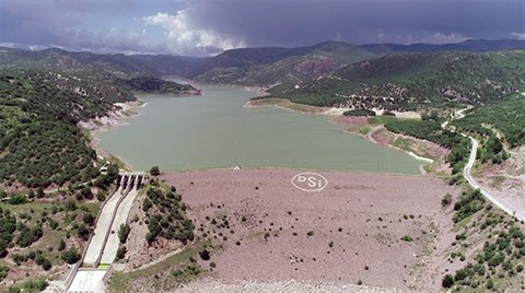Ankara'da Barajlar Dolmaya Başladı