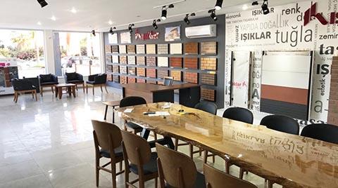 Bodrum'da Işıklar Showroom Merkezi Açıldı