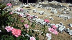 Halikarnas Mozolesi'nin Kalıntıları Dahi İlgi Çekiyor