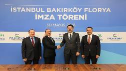 Kentsel Dönüşüm - 2,25 Milyar TL'lik Florya Arsası İçin İmzalar Atıldı