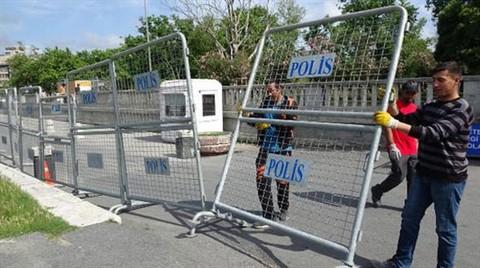 Gezi Parkı Boşaltıldı, Yollar Kapatıldı