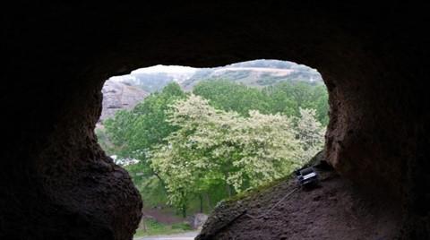Tekkeköy Mağaraları'na Ziyaretçi Akını