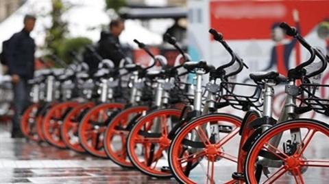 UBER Bisiklet İşine Giriyor
