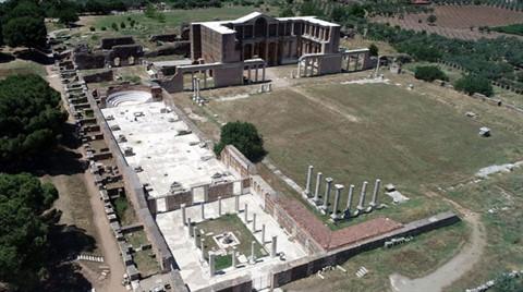 Yahudilerin Tarihteki 3'üncü Sinagogu, İhtişamını Koruyor