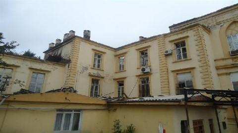 116 Yıllık Bina Restore Edilecek