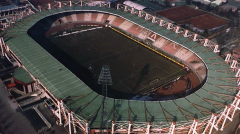 Mimarlar, 19 Mayıs Stadyumu Yıkım İhalesini Yargıya Taşıdı