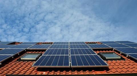 Çatısında Elektrik Üretene Vergi İstisnası