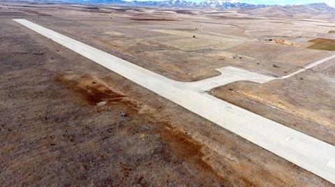 Gümüşhane-Bayburt Salyazı Havalimanı Temeli Atılıyor