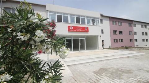 Ayvalık'ta Kadın Açık Cezaevi Açıldı