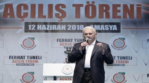 Binali Yıldırım: Kanal İstanbul'u Yapacağız