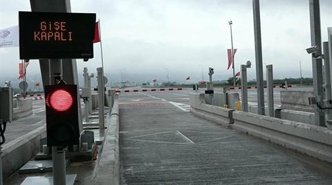 Osmangazi Köprüsü'nde HGS Bilmecesi