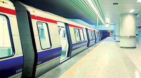 Metro Seferlerinde 1 Saatlik Aksama
