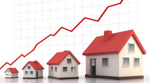 Konut Fiyatları 8 Yılda Yüzde 80 Arttı