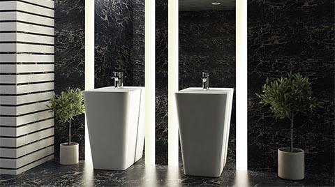 Doğayla İç İçe Banyolar
