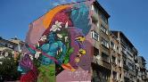 Kadıköy'ün Duvarları Mural Festivaliyle Renkleniyor