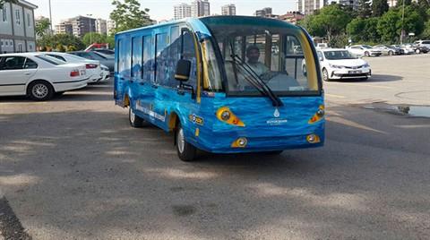 Adalar'da Elektrikli Araç Kullanılacak