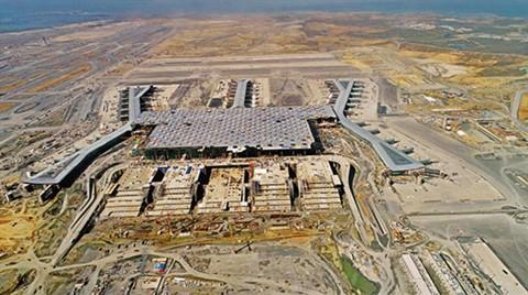 Erdoğan Perşembe Günü Yeni Havalimanına İnecek