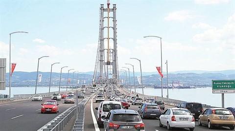Ücretsiz Köprünün Faturası 53.7 Milyon Lira
