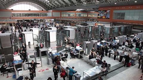 Sabiha Gökçen Havalimanı'nı Son 6 Günde 569 Bin Kişi Kullandı