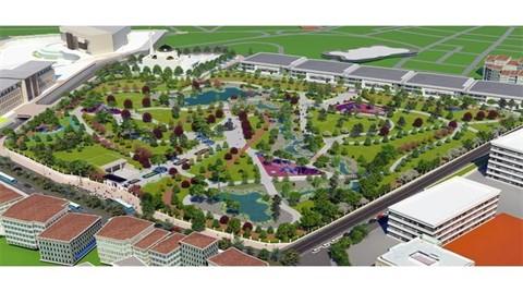 Zeytinburnu Millet Bahçesi İşte Böyle Olacak