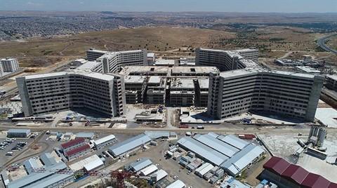 Gaziantep Şehir Hastanesi 2020'de Açılacak