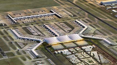 İstanbul Yeni Havalimanı'na Yarın Erdoğan İnecek