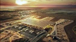 3. Havalimanı Cumhurbaşkanı ve Başbakan'ı Bekliyor