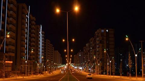 Dicle Elektrik'ten 40 Milyon Lira Aydınlatma Yatırımı