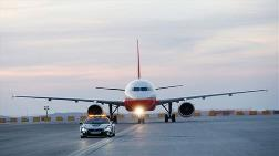Yeni Havalimanı'na İlk İniş Gerçekleşti