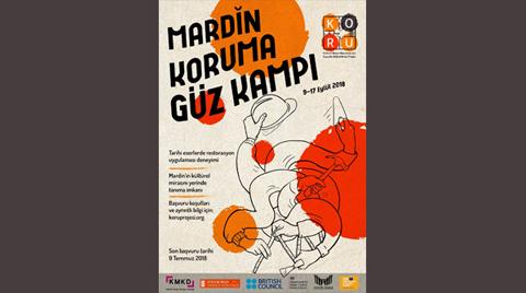 Mardin Koruma Güz Kampı