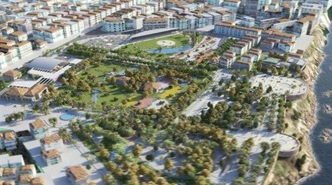 Antalya Millet Bahçesi İçin Çalışmalar Başladı