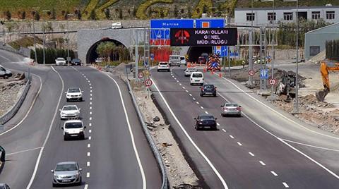 Sabuncubeli Tünelleri'nden 15 Günde 600 Bin Kişi Geçti