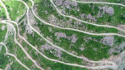 Bayburt- Trabzon Sınırında 'Dünyanın En Tehlikeli Yolu'