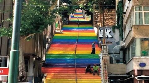 İstanbul'un Dik Yokuşlarına Yürüyen Merdiven Geliyor