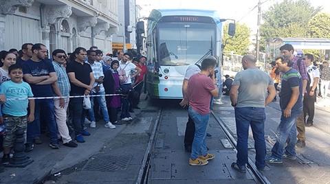 Tramvay Raydan Çıktı, Seferler Aksadı