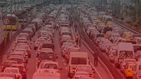 Trafiğe Kaydı Yapılan Taşıt Sayısı Yıllık Yüzde 9.1 Azaldı