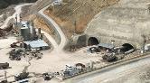 Erzurum'daki 6 Tünel Projesinde Son Durum